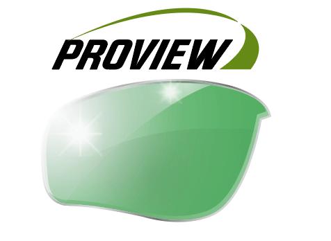 プロビューゴルフ専用機能性レンズ